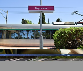 Bayswater Station Upgrade